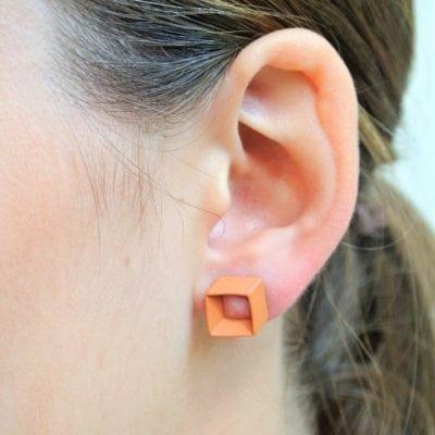 Dimension Earring