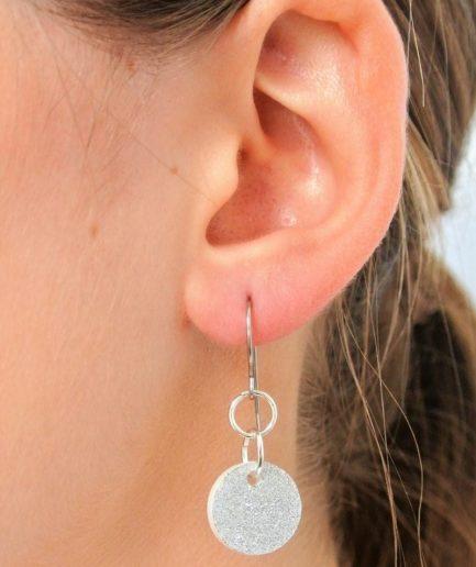 Baby Shimmer Earrings