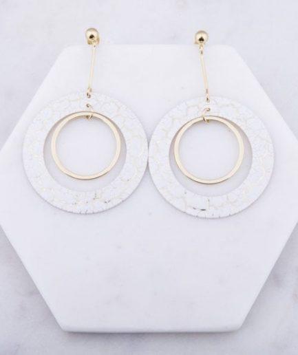 IDE-30-G Earring