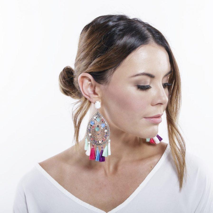 IDE-76-WM Earring